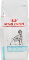 Корм сухой для собак полнорационный диетический Sensitivity Сontrol Royal Canin м/у 1.5кг