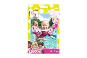 Нарукавники для плавання Bestway 23*15см Barbie