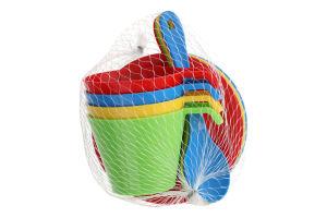Набір посуду для дітей від 12міс кавовий №39794 Релакс Tigres 1шт