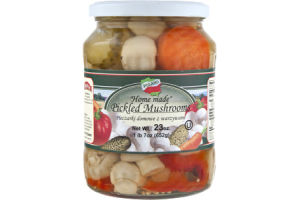 Marco Polo Home Made Pickled Mushrooms