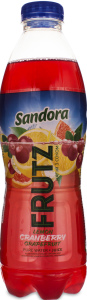 Напій соковмісний негазований Лимон-журавлина-грейпфрут Frutz Sandora п/пл 1л