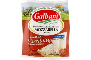 Galbani Mozzarella Cheese Part Skim