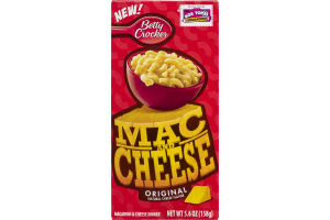Betty Crocker Mac and Cheese Original