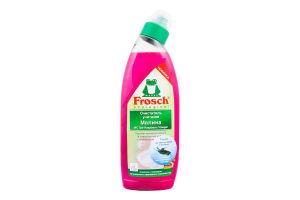 Гель для очистки унитазов Малина Frosch 750мл