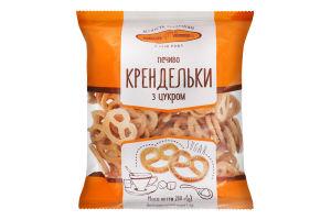Крендельки з цукром Київхліб м/у 260г