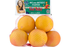 SK From Sunkist Star Ruby Not Your Mother's Grapefruit