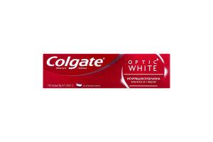 Паста зубная Искрящаяся белизна Optic White Colgate 75мл