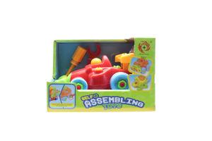 Игрушка детская Автомобиль с инструментами D-001
