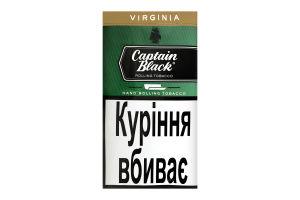 Тютюн сигаретний Captain Black Virginia 30г