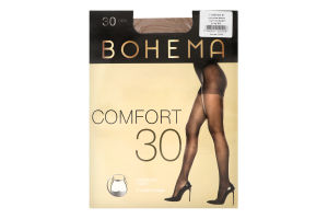 Колготи жіночі COMFORT 30 ден