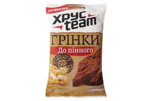 Гренки острый сыр ХРУСteam 55г