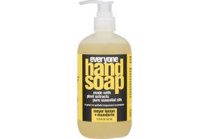 Everyone Hand Soap Meyer Lemon + Mandarin