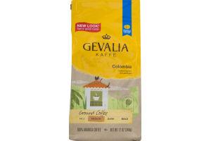 Gevalia Kaffe 100% Arabica Ground Coffee Medium Colombia