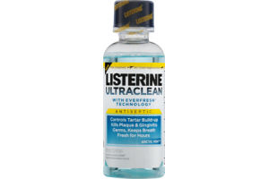 Listerine Ultra Clean Antiseptic Arctic Mint