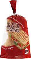 Хліб нарізний Тостовий Добрий м/у 420г