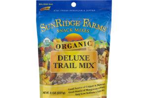 SunRidge Farms Snack Mixes Organic Deluxe Trail Mix