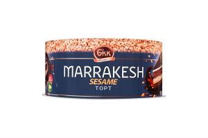Торт Marrakesh sesame БКК к/у 450г