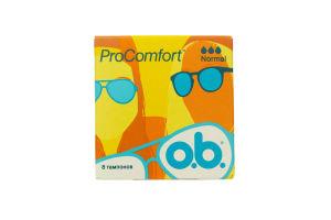 Тампоны 8 Pro Comfort Normal OB