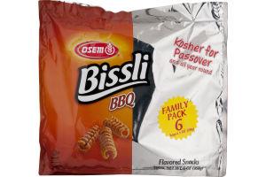 Osem Bissli BBQ - 6 PK