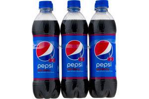 Pepsi Wild Cherry - 6 PK