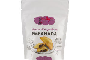 Neilly's Empanada Beef and Vegetables