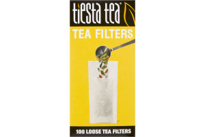 Tiesta Tea Tea Filters - 100 CT