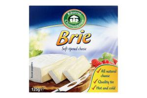 Сир 50% Брі Kaserei Schampignon к/у 125г