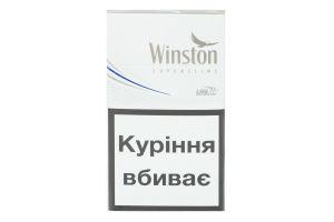 Сигареты winston silver купить электронная сигарета udn u9 pod купить