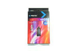 Флеш драйв USB3.0 32G Pretec i-Disk Bul.