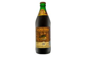 Пиво Kaluskie Exportove До Риги темне с/п 0,5л х12