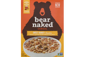 Bear Naked Cereal Sweet Honey Clusters