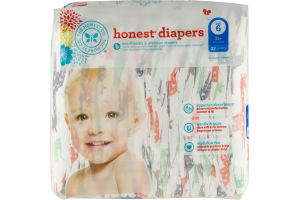 The Honest Co. Honest Diapers Size 6 - 22CT