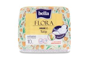Прокладки гігієнічні Tulip Flora Bella 10шт