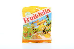 Мармелад Fruit-tella жувальний Бджілка Майя 60г