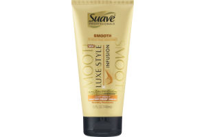 Suave Professionals Smooth Luxe Style Infusion Light Weight Weather Proof Cream