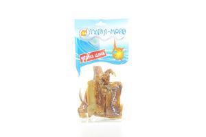 Янтарная солено-сушеная с перцем кусочки с/ш Гуляй Море м/у 100г