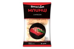 Млинці з м'ясом SmaCom м/у 350г