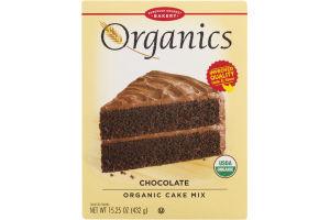 European Gourmet Bakery Organics Chocolate Organic Cake Mix