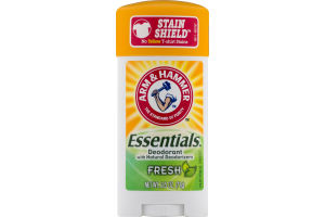 Arm & Hammer Essentials Deodorant Fresh