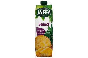 Нектар ананасовий Select Jaffa т/п 0.95л