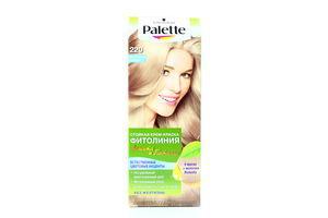 Крем-краска для волос Фитолиния Жемчужный блондин №220 Palette