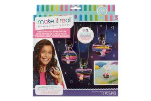 Набір для дітей від 8років для створення чарівних кулонів №MR1313 Казкові сновидіння Make it Real 1шт