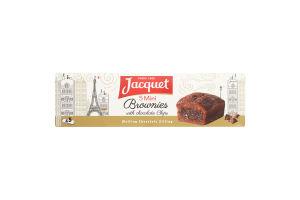 Бисквит Jacquet Брауни с кусочками шоколада