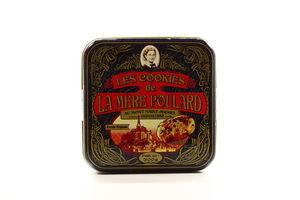 Печиво La Mere Poulard здобне з шоколадн.стружкою 200г х24
