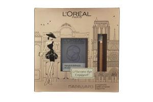 Набор декоративной косметики Тушь для ресниц Paradise Extatic+Мицеллярная вода L'Oreal 1шт