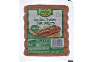 Jennie-O Smoked Turkey Original Sausages