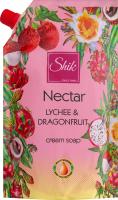 Крем-мило рідке Lychee&Dragonfruit Nectar Shik 460г