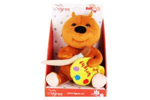 Игрушка для детей от 3лет №ІГ-0070 Мишка be bright Tigres 1шт