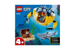 Конструктор для детей от 4лет №60263 City Lego 1шт