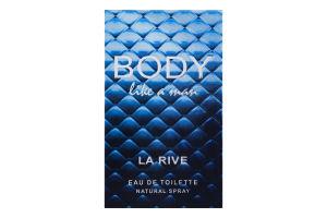 Туалетная вода мужская Body Like a Man La Rive 90мл